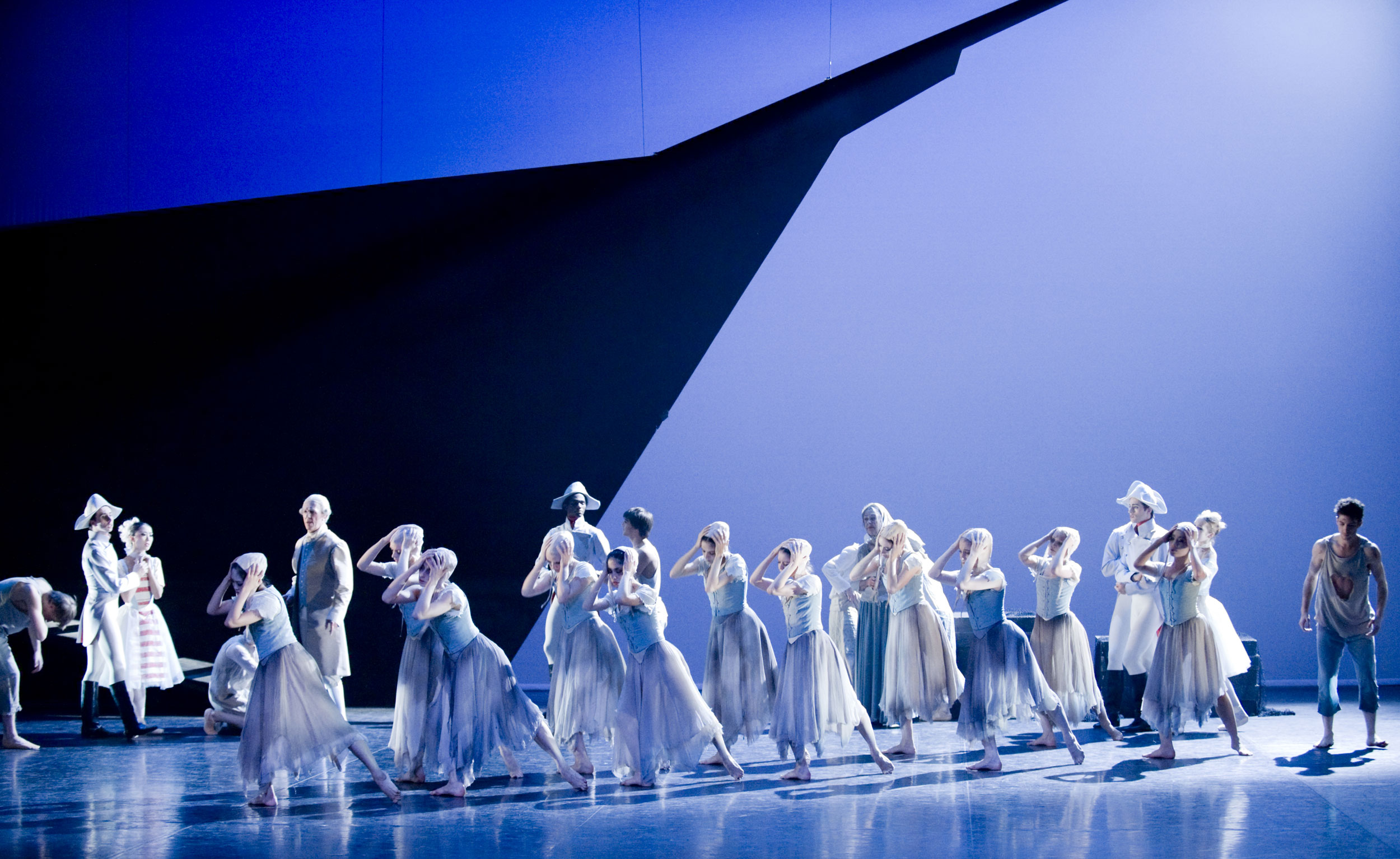 English National Ballet in Manon © Patrick Baldwin