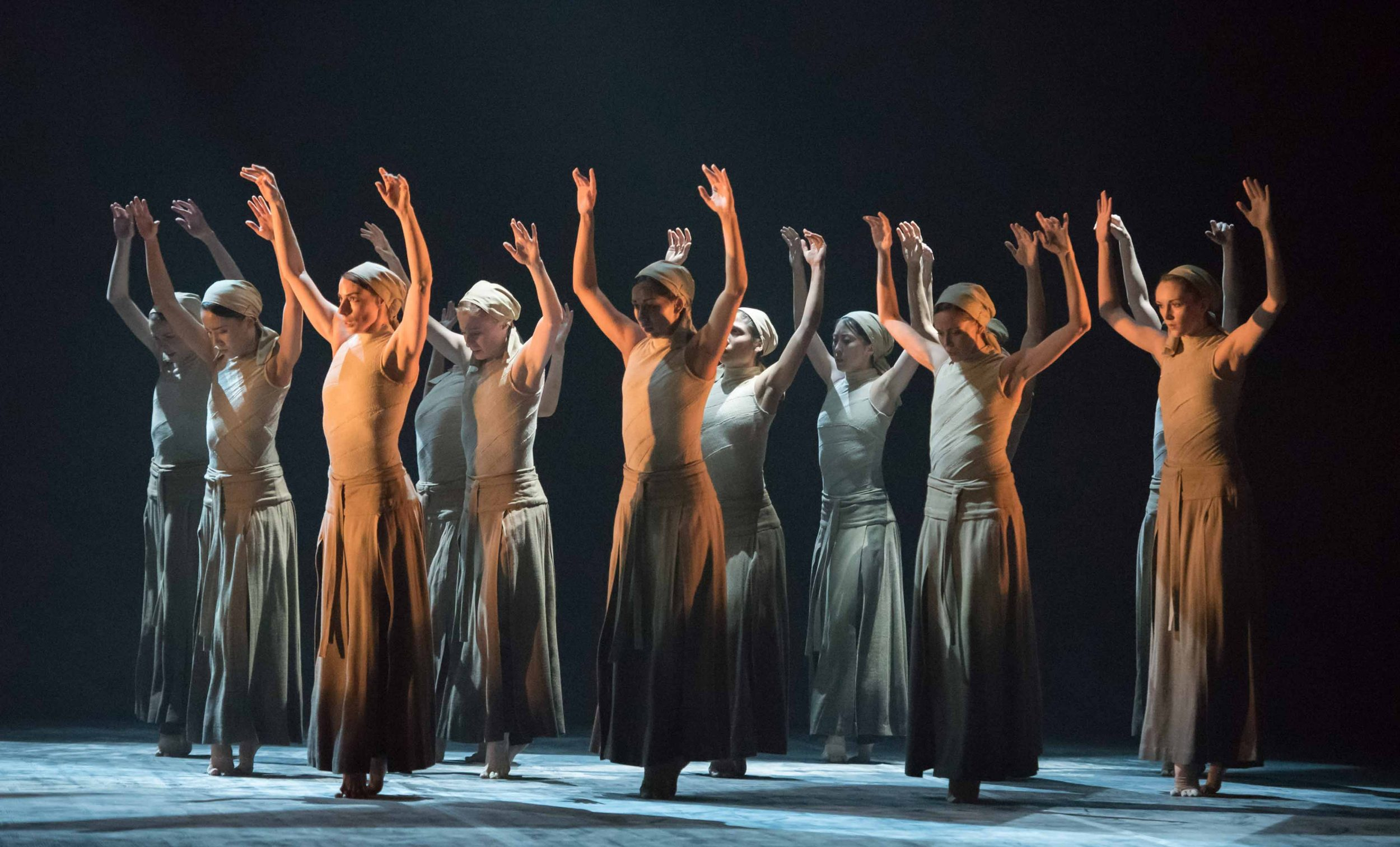 Lest We Forget: Akram Khan's Dust (extract) | English National Ballet