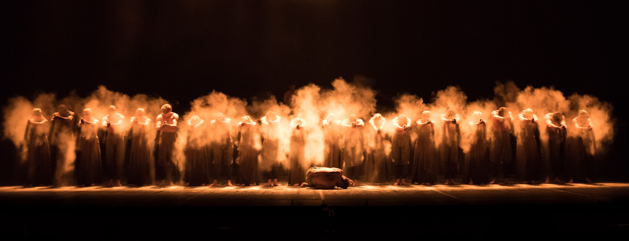 PRESS English National Ballet's dress rehearsal of Lest We Forget