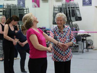 Silver Sunday: Dance for Health Workshop