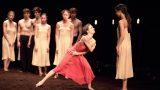 WEB - Francesca Velicu in Pina Bausch's Le Sacre du printemps (c) Laurent Liotardo