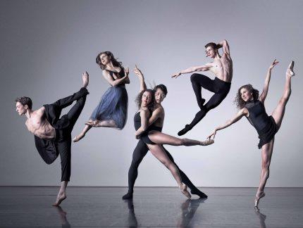 Emerging Dancer live streamed from Sadler's Wells