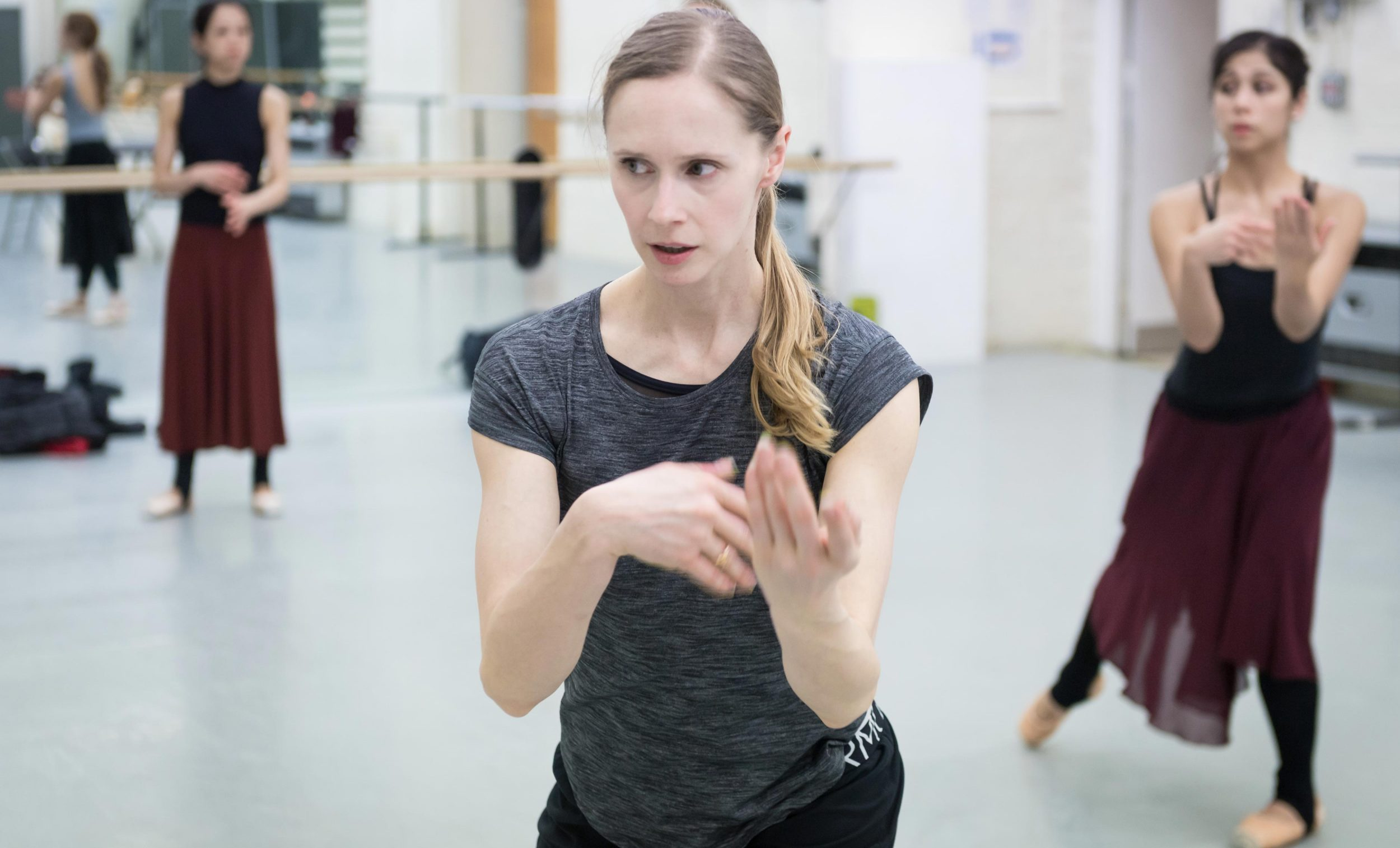 Nora: Stina Quagebeur Interview | English National Ballet