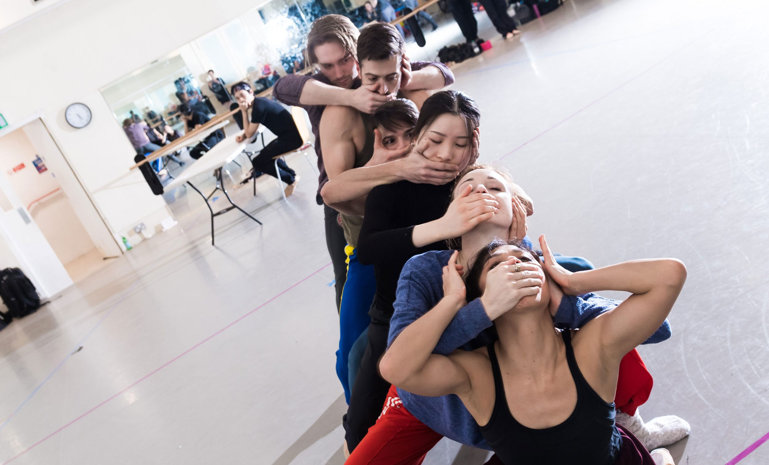 Nora: In Rehearsals | English National Ballet