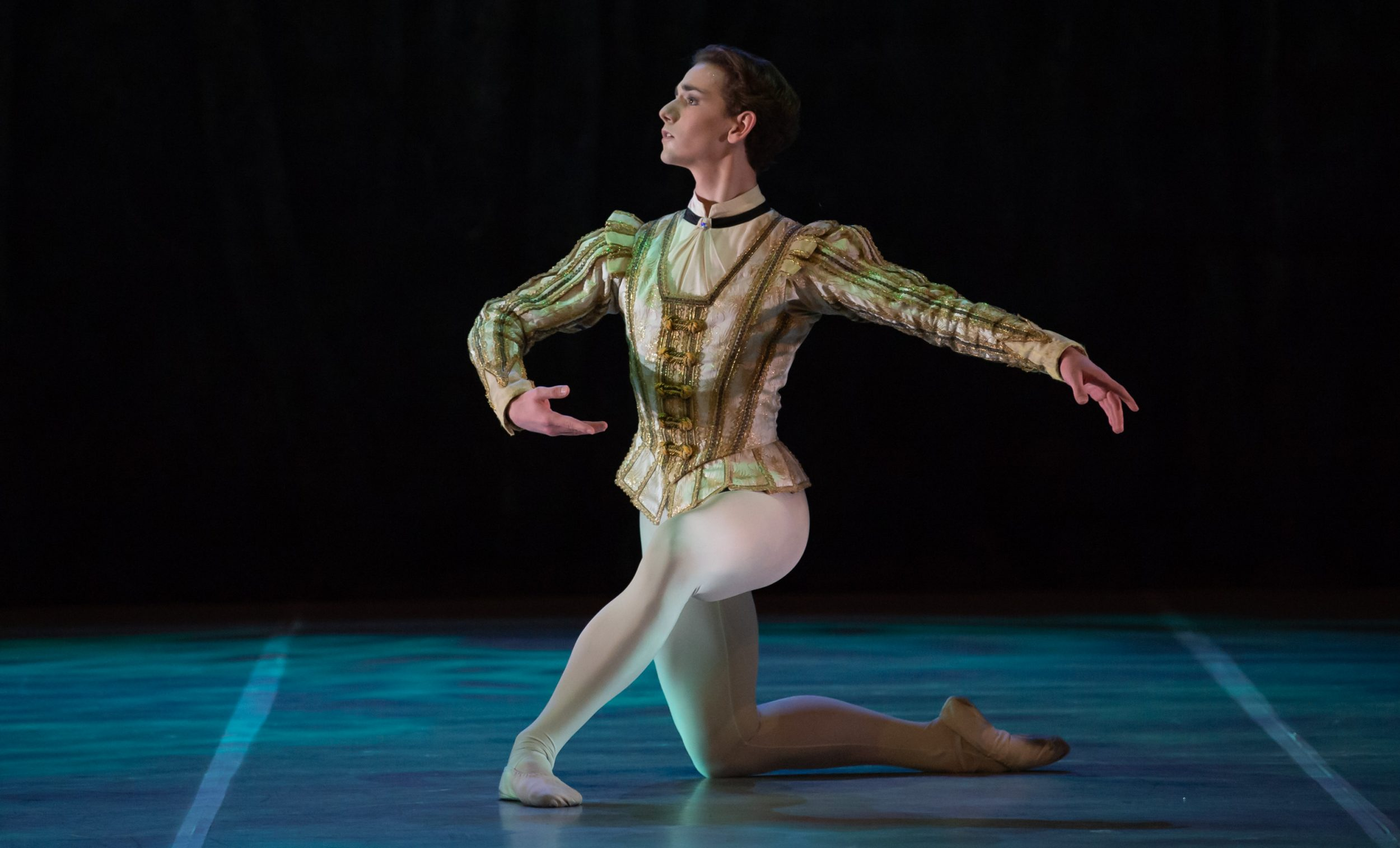 PRESS: Eric Snyder as Prince Désiré in My First Ballet Sleeping Beauty (c) Photography by ASH