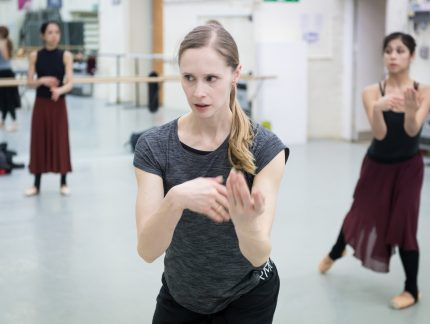 """Interview with Stina Quagebeur: """"Dance can bring out feelings that words struggle to convey"""""""