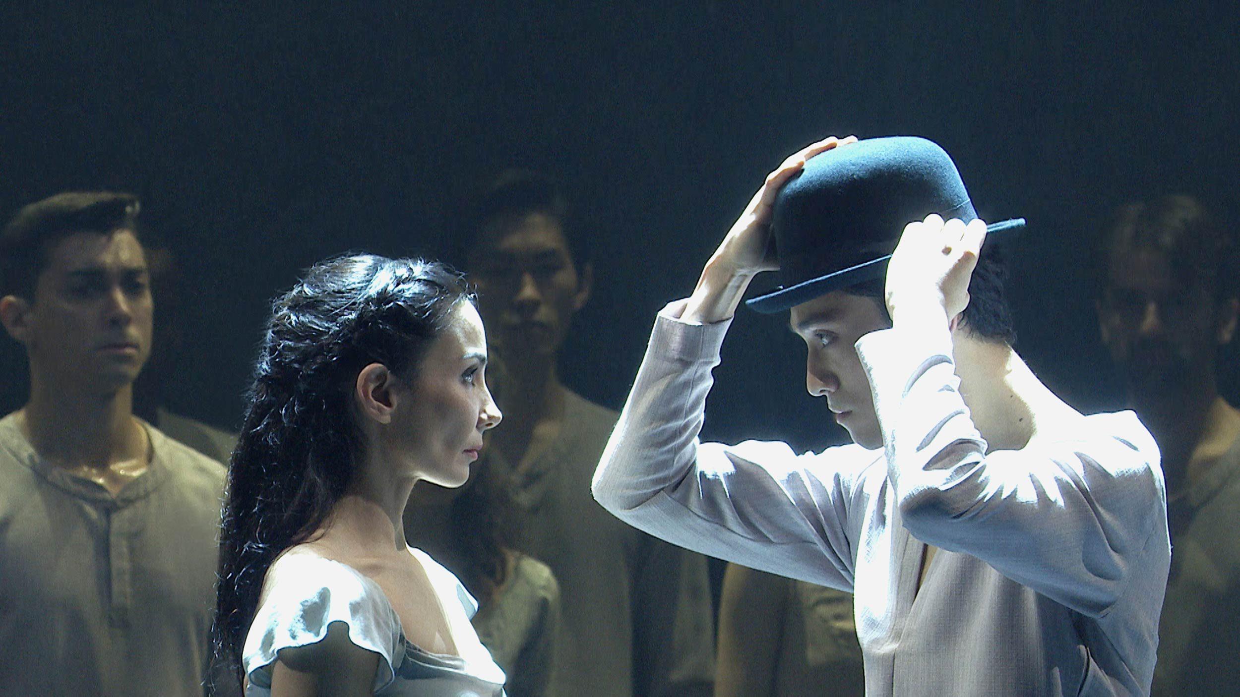 Akram Khan's Giselle: Trailer | English National Ballet