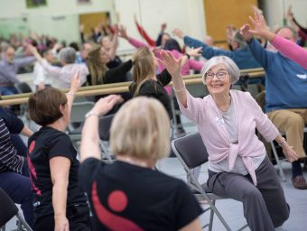 Dance for Parkinson's in Manchester