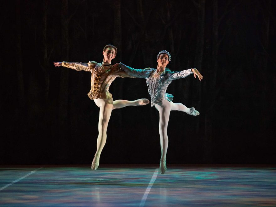 Eric-Snyder-as-Prince-Désiré-and-Mario-Sobrino-as-Bluebird-in-My-First-Ballet-Sleeping-Beauty-(c)-Photography-by-ASH