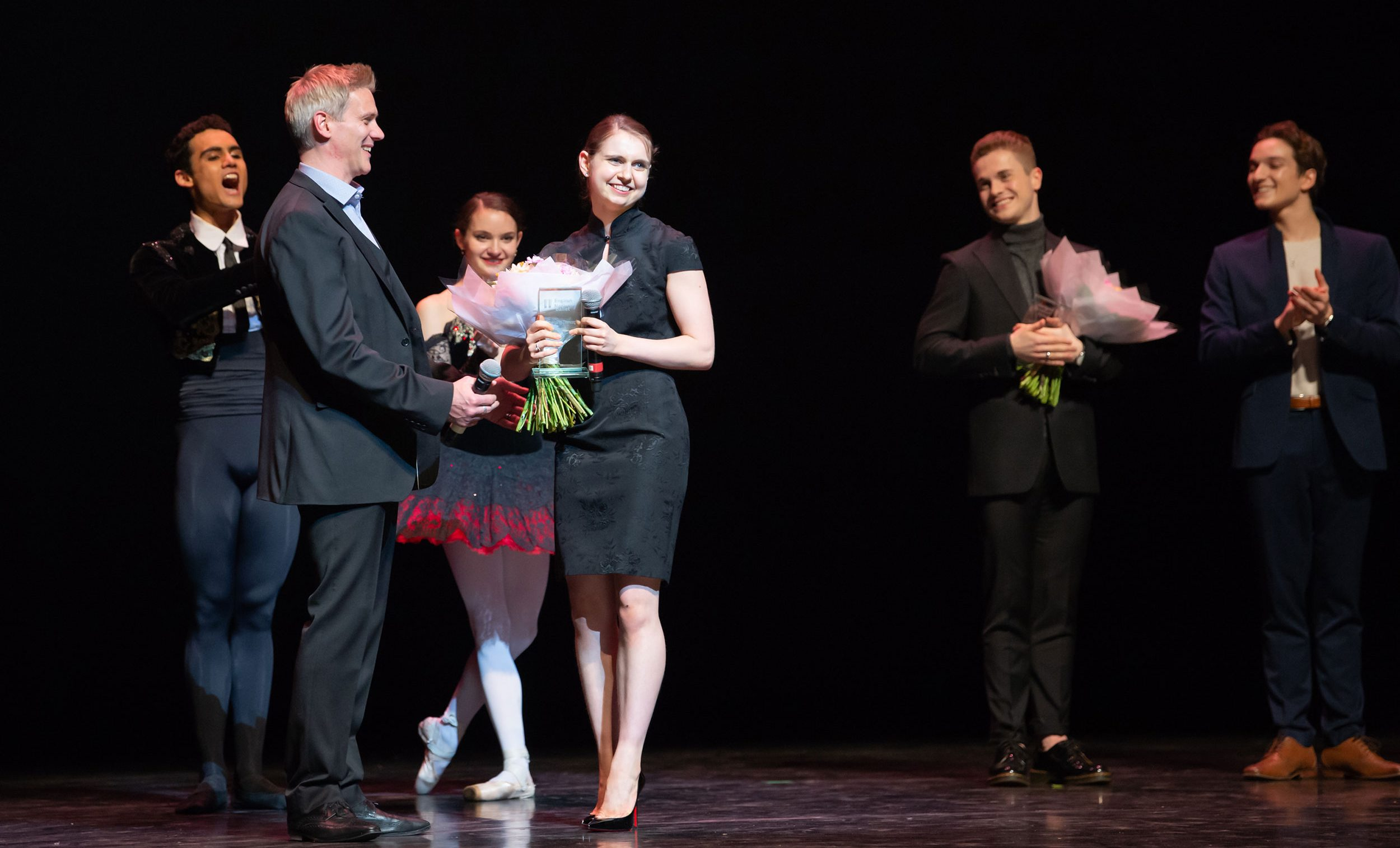 111981ec7 Julia Conway is the winner of Emerging Dancer 2019 - English ...