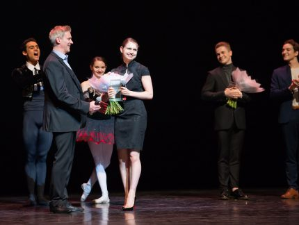 Julia Conway is the winner of Emerging Dancer 2019