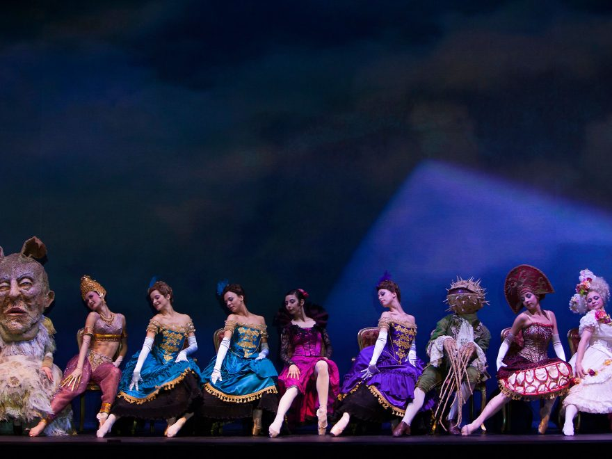 Dutch National Ballet performing Cinderella © Angela Sterling