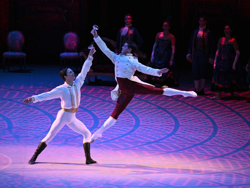 Joseph-Caley-and-Barry-Drummond-in-Cinderella-in-the-round-(c)-Laurent-Liotardo