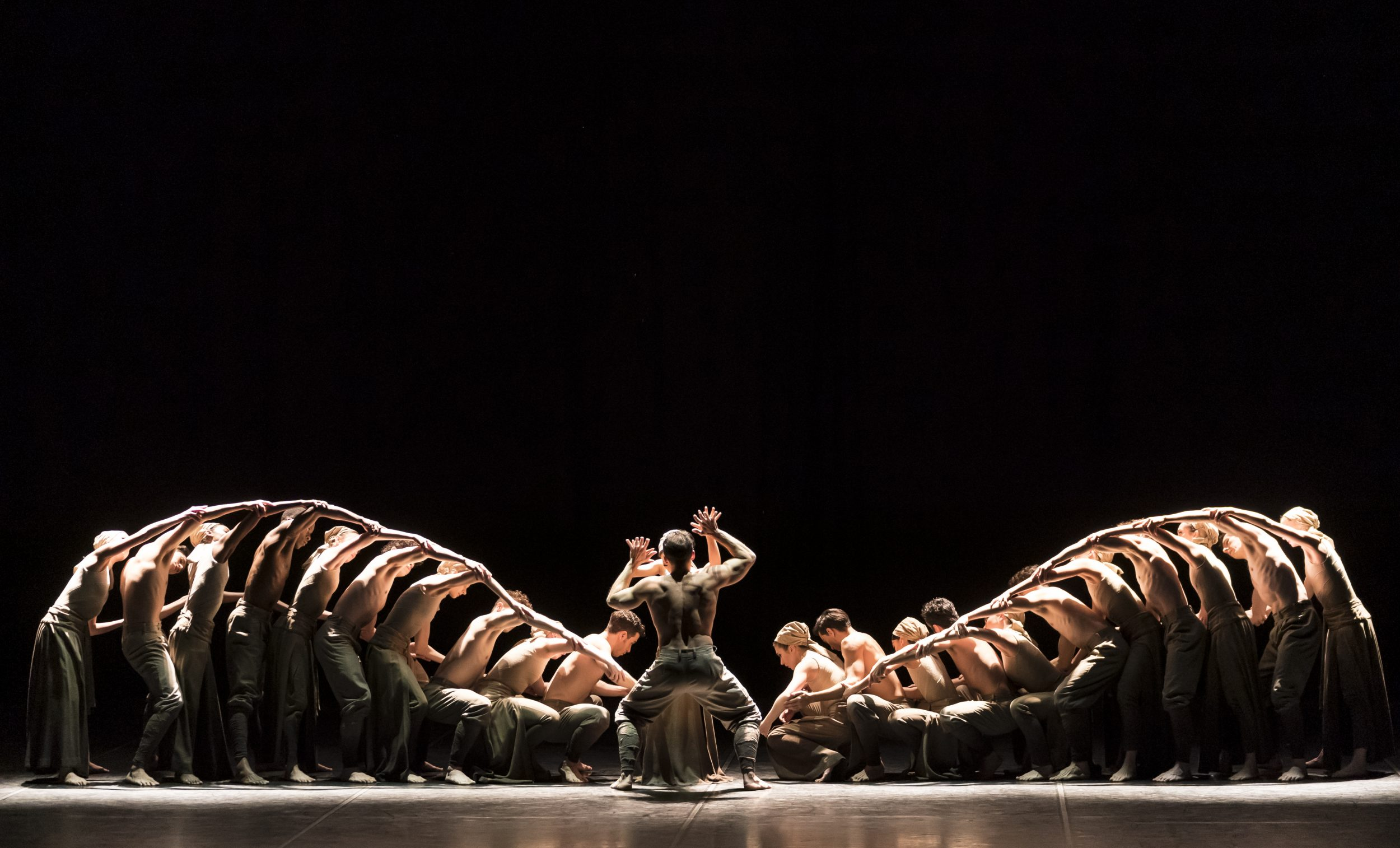 PRESS Akram Khan's Dust (c) Bill Cooper