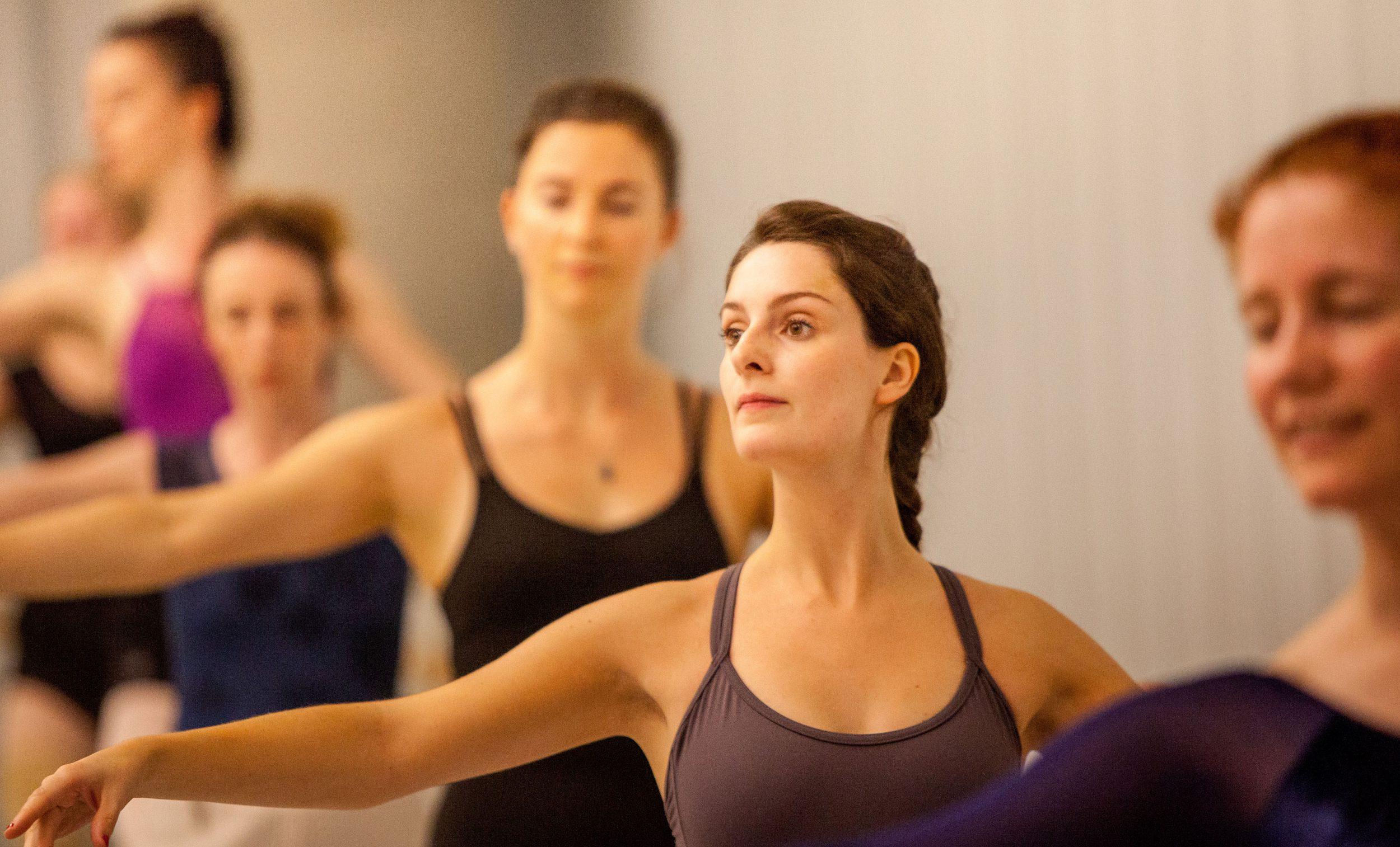 Adult Ballet Class © Thomas Stroppel