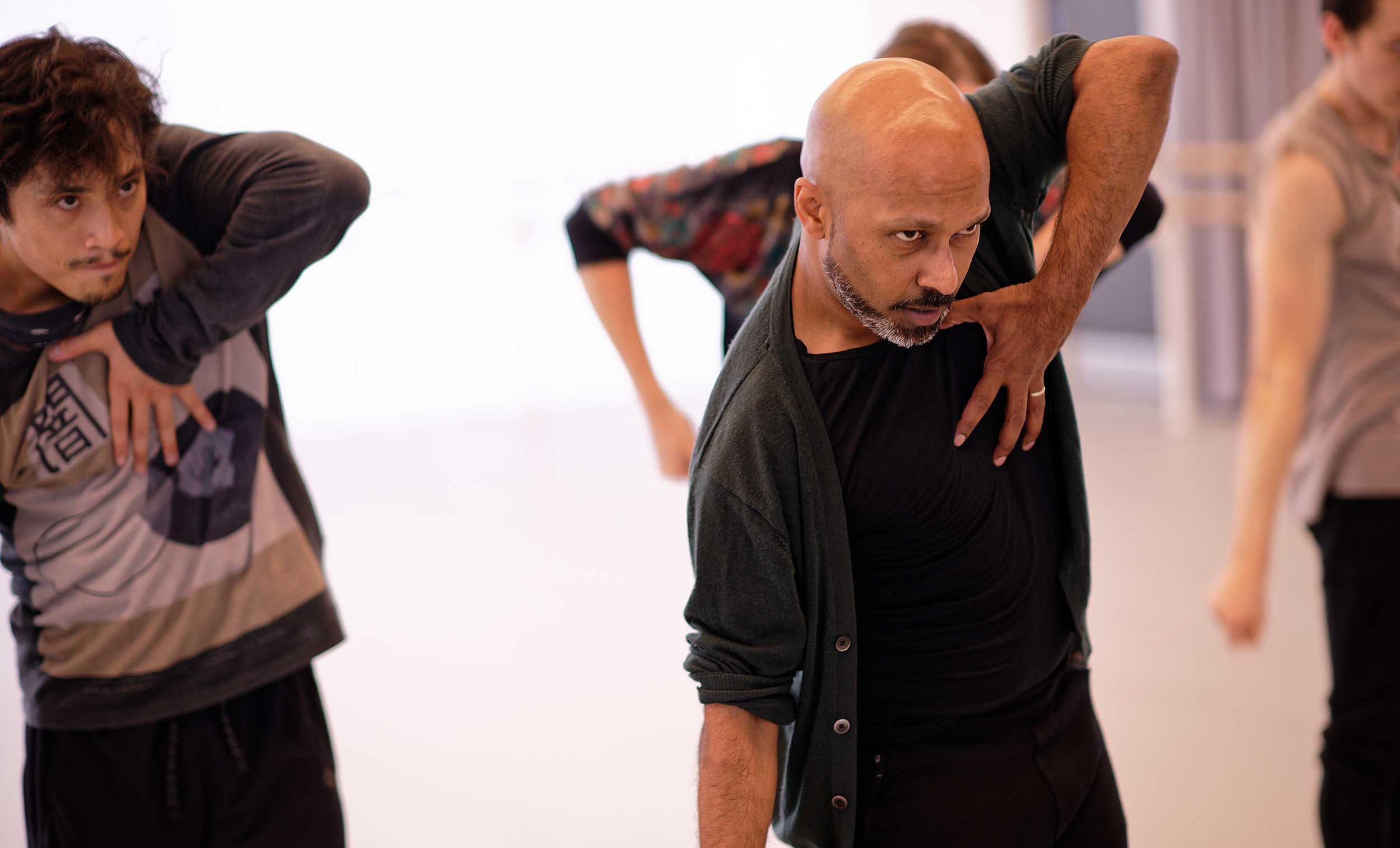 Creature---R&D-week---Jeffrey-Cirio,-Akram-Khan---credit-Laurent-Liotardo