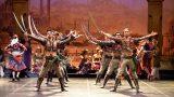 English National Ballet in Le Corsaire © Laurent Liotardo.