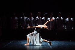 PRESS Tamara Rojo in Akram Khan's Giselle (c) Laurent Liotardo