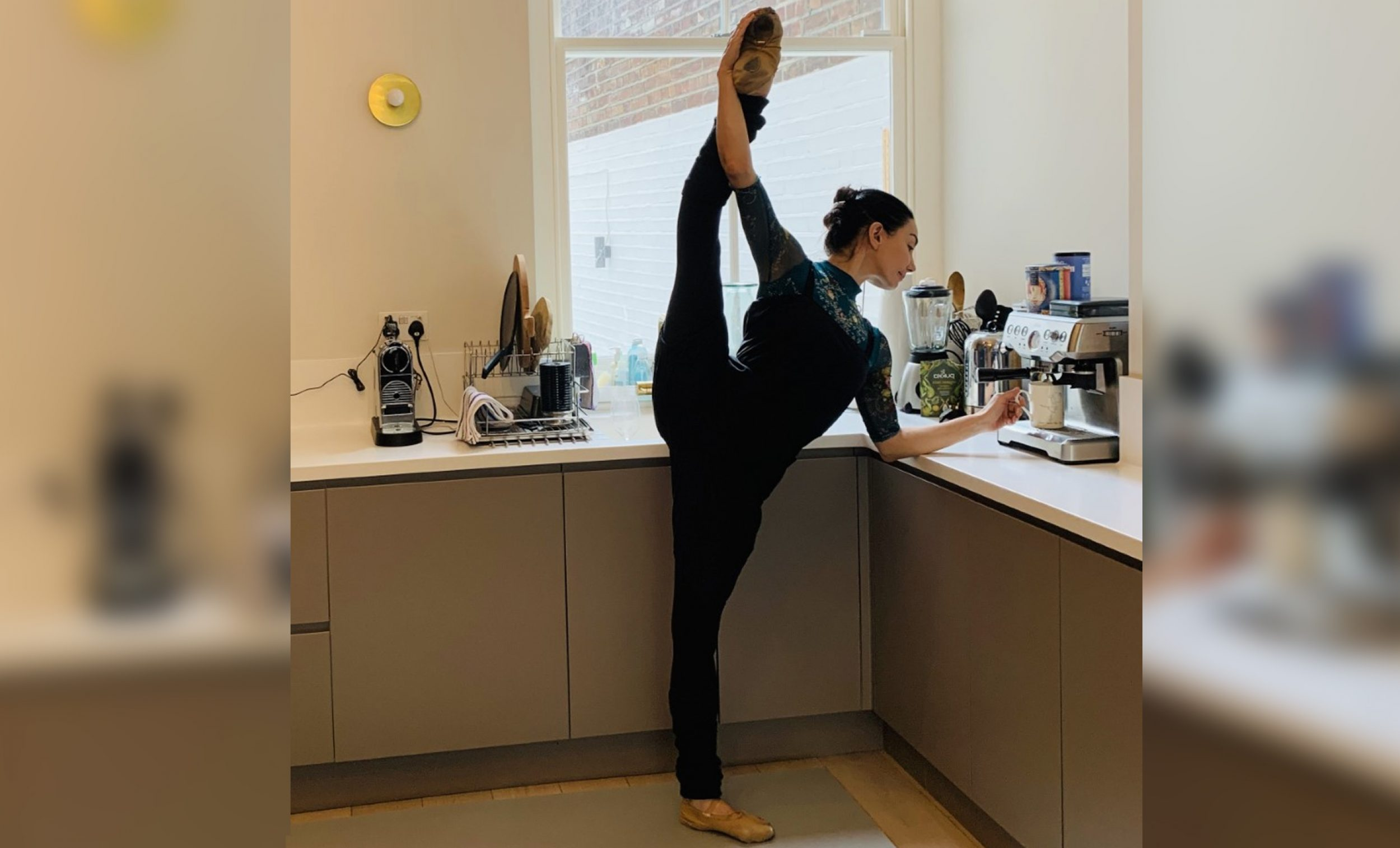 Ballet Class with Tamara Rojo #14 | English National Ballet