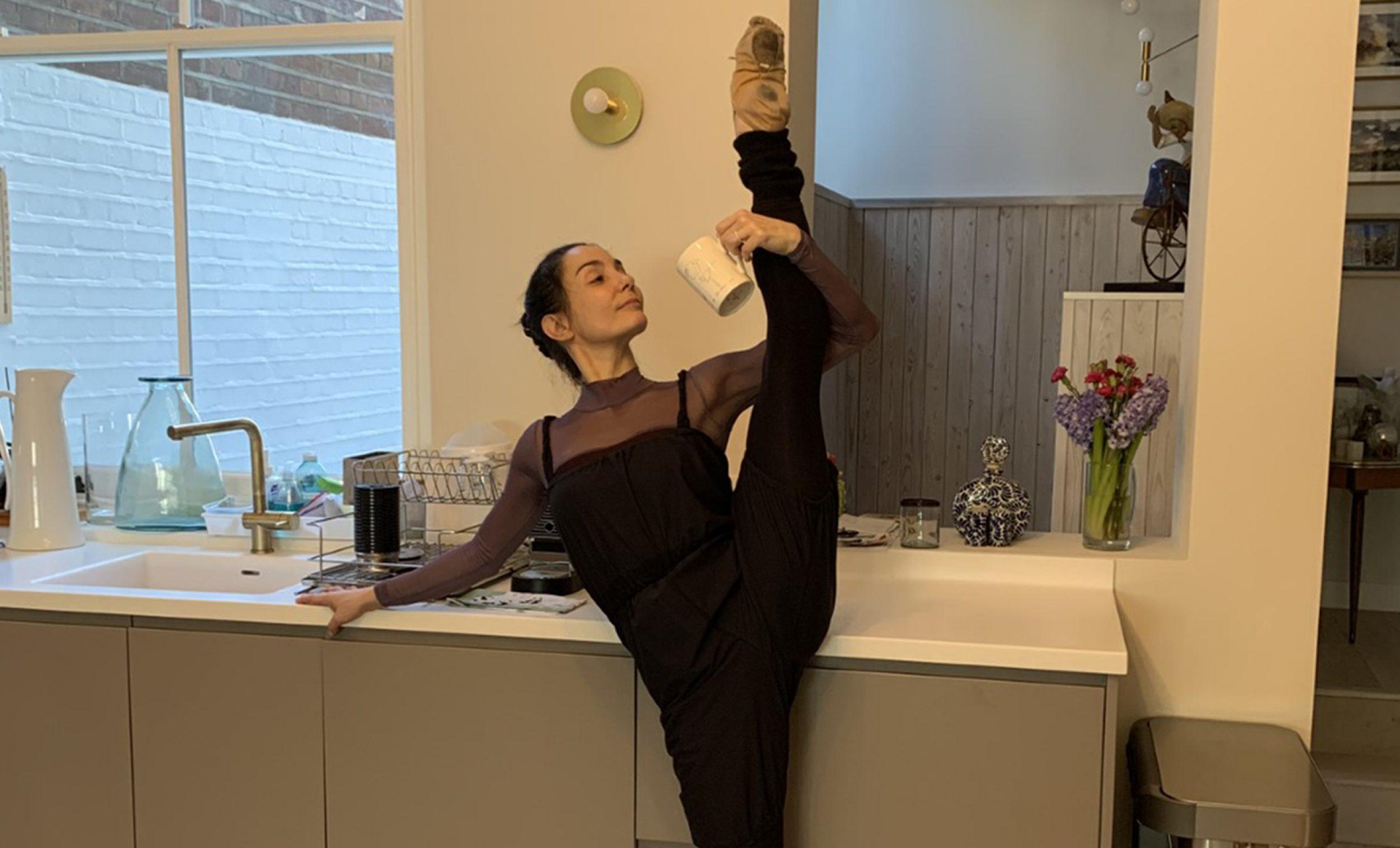 Tamara Kitchen Ballet crop