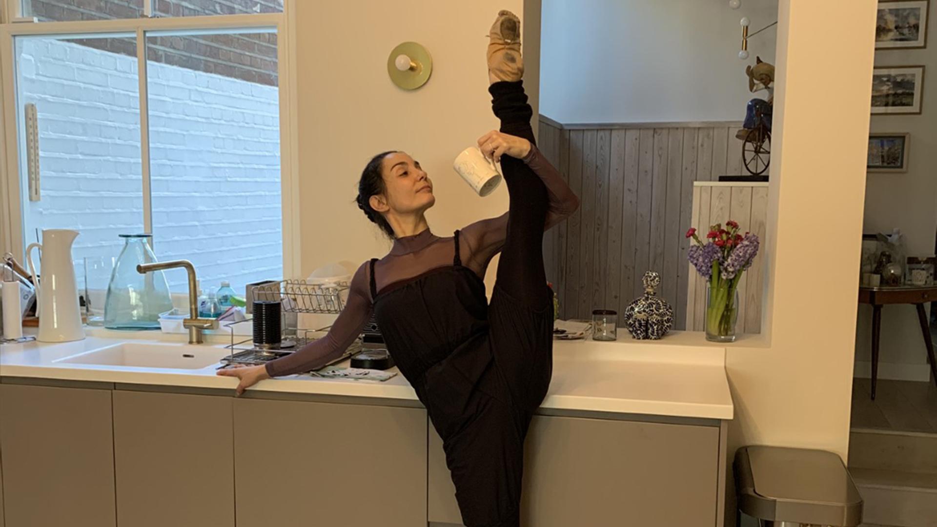 Ballet Class with Tamara Rojo #5 | English National Ballet
