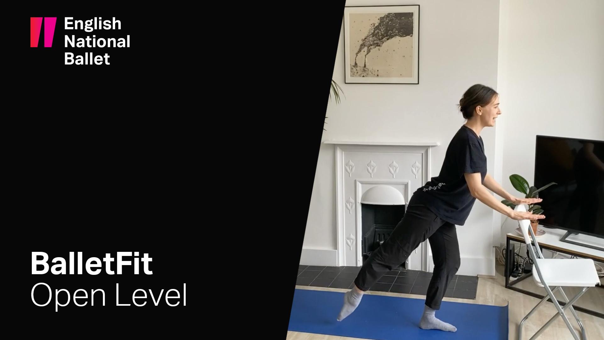 BalletFit Class #1 | English National Ballet