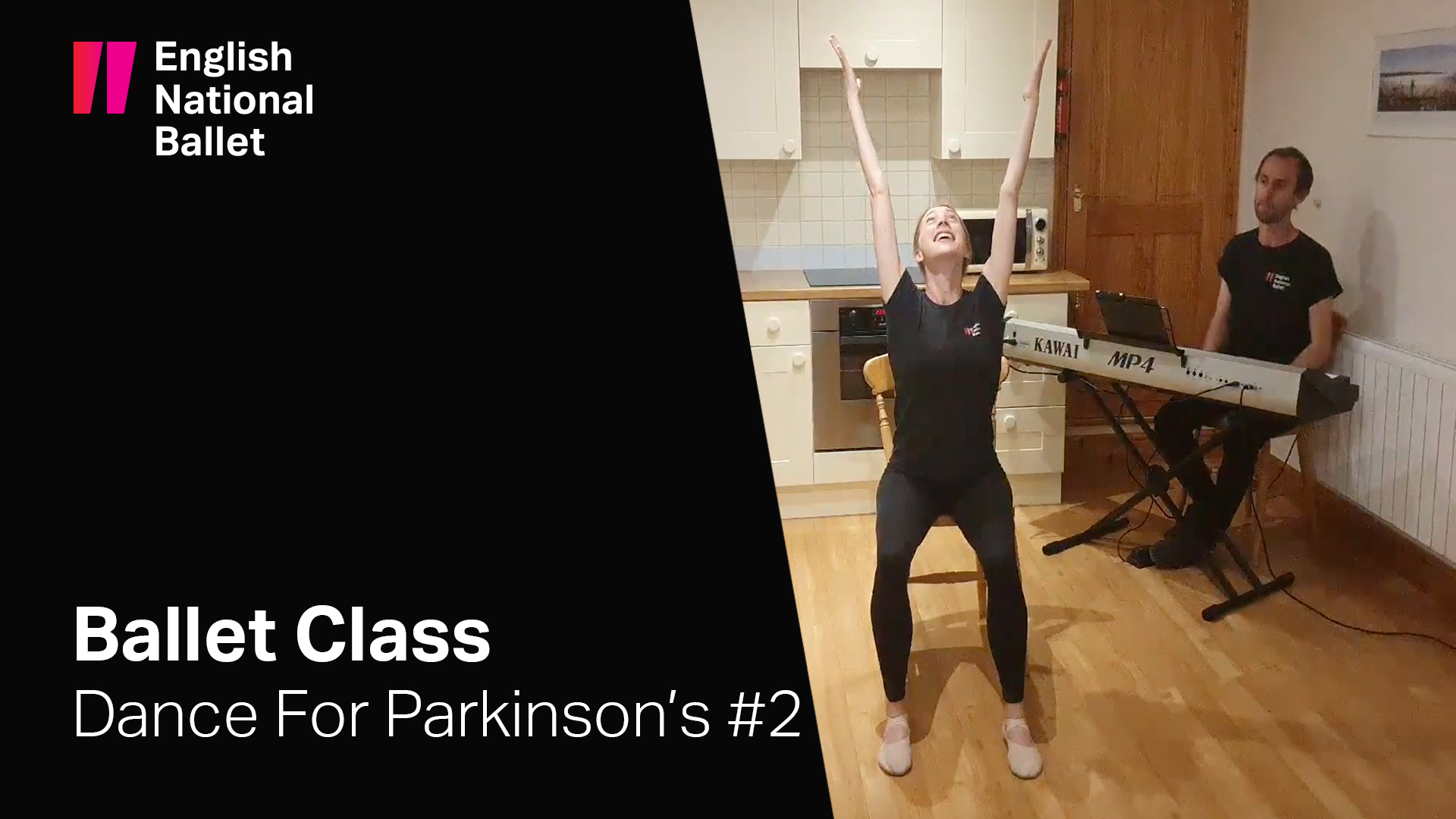 Dance For Parkinson's Class #2: ENB at Home | English National Ballet