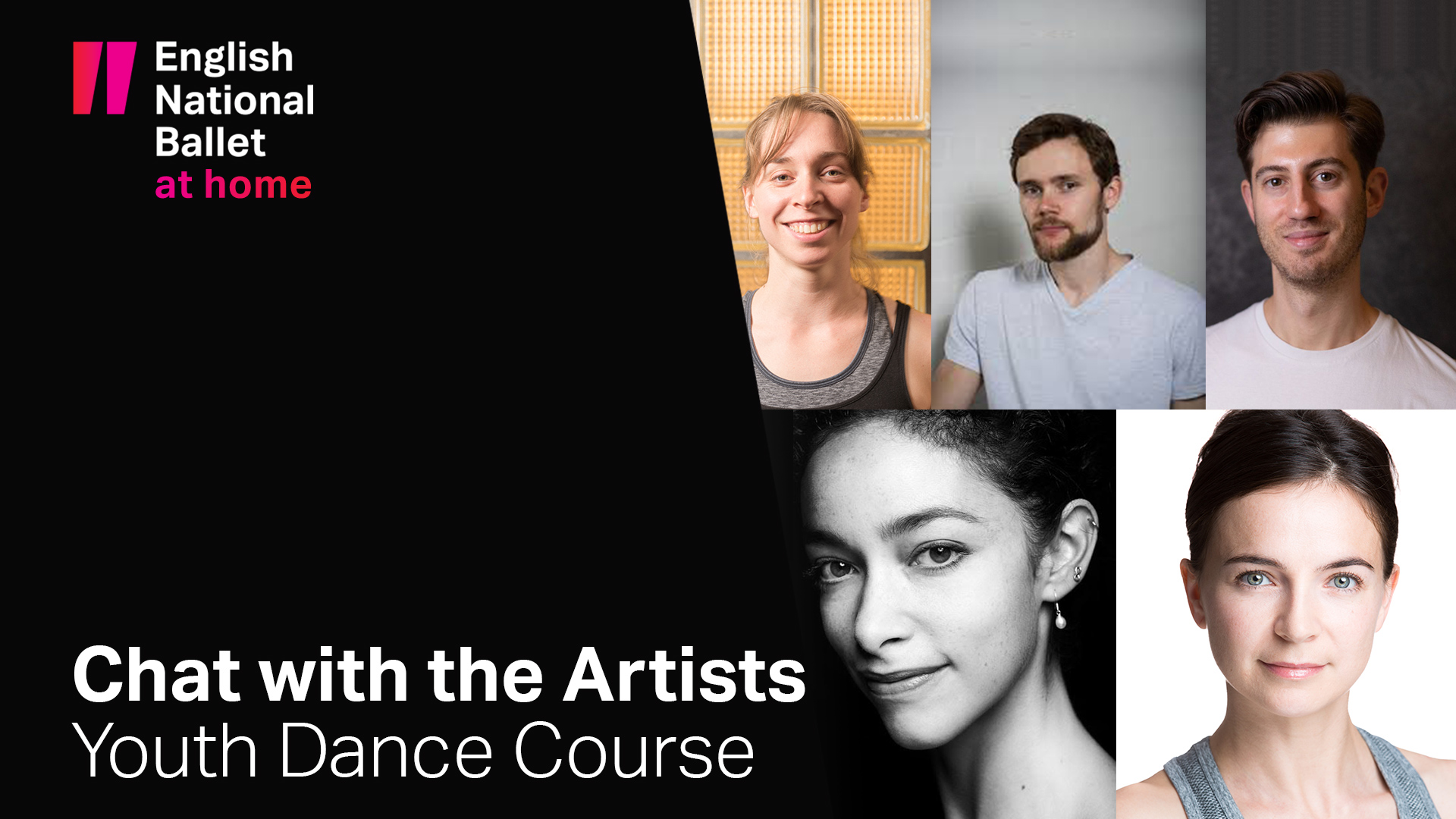 Youth Dance Course: Chat with the Artists | English National Ballet