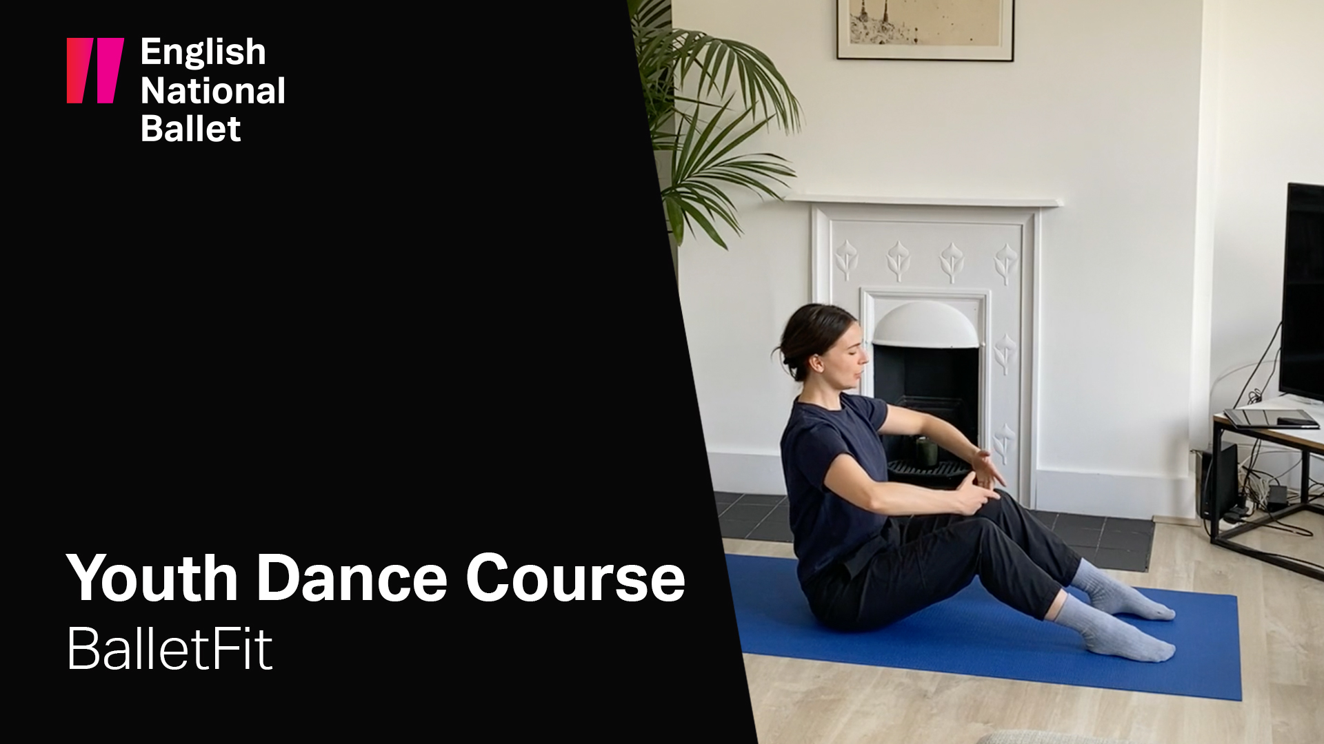 Youth Dance Course: BalletFit | English National Ballet