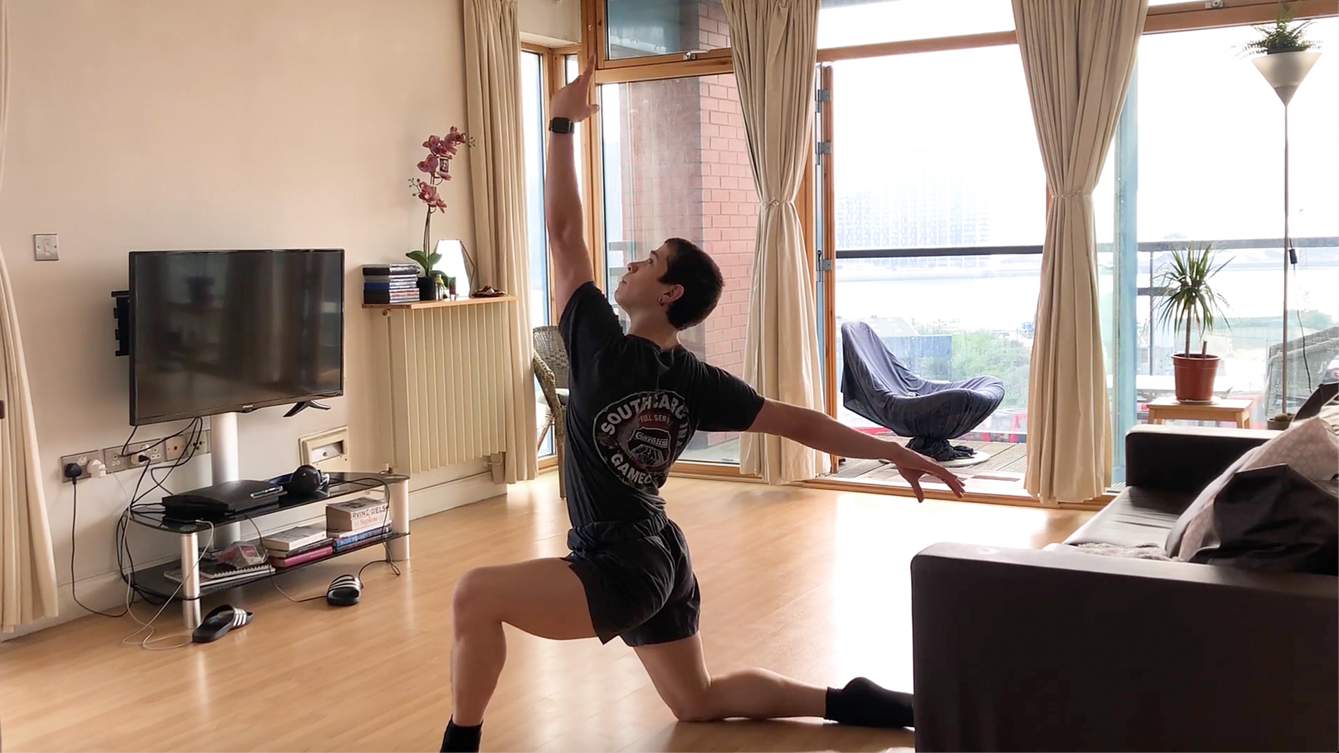 Miguel Angel Maidana: Emerging Dancer 2020 Finalist | English National Ballet