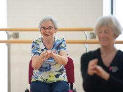 Dance for Parkinson's: Online Classes