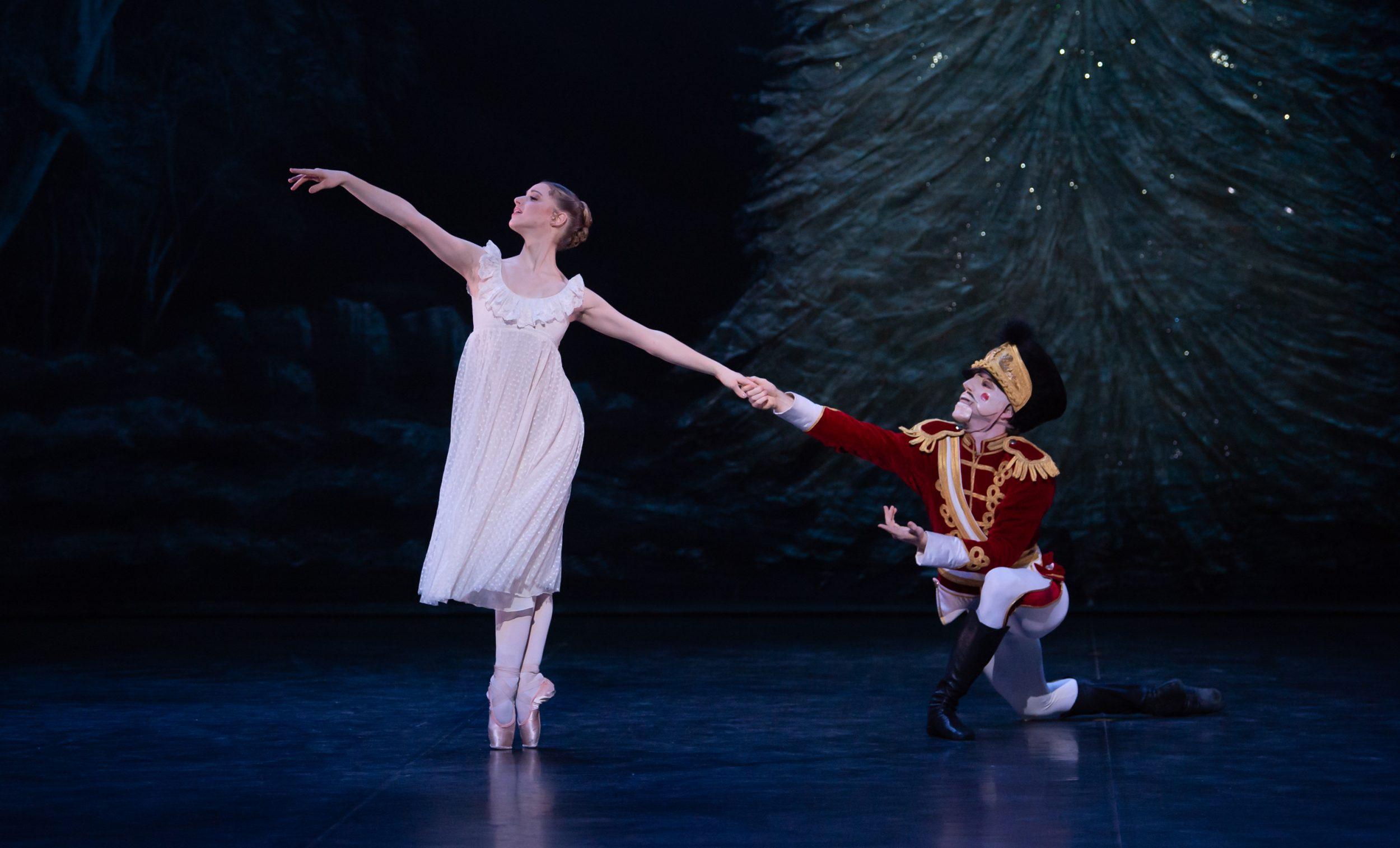 English National Ballet Nutcracker Delights